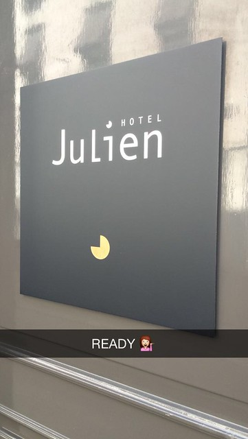 An amazing facial treatment at Hotel Julien with REN's Marielle Alix