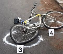 Conversano-ragazza investita in bicicletta