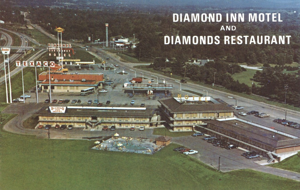 Diamond Inn Motel and Diamonds Restaurant - Villa Ridge, Missouri