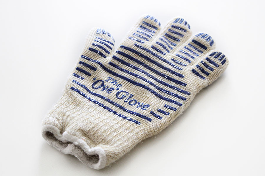 Ove Glove Oven Mitt Yourbestdigs You Are Free To Flickr