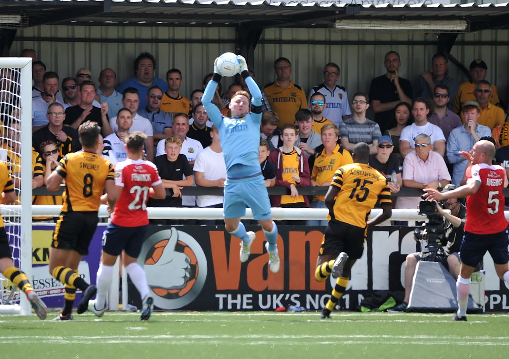 Maidstone United v York City 326