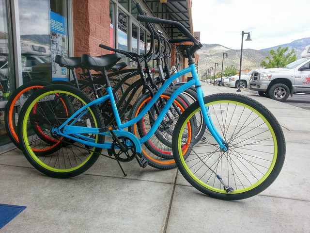 Raffle Bikes