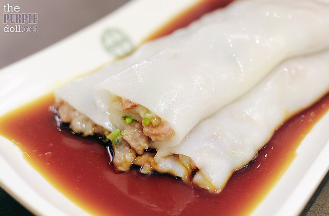 Vermicelli Roll with Pig's Liver (P150)