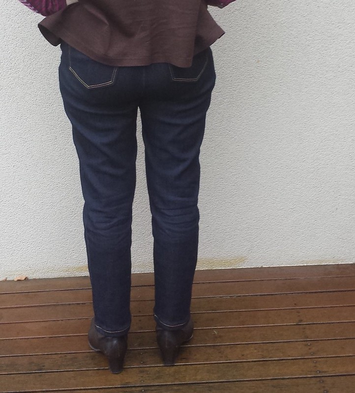 Style Arc Misty jeans in stretch denim from M Recht