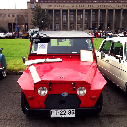 Citroën Yagán - Santiago, Chile