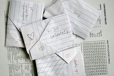 Folded-Notes