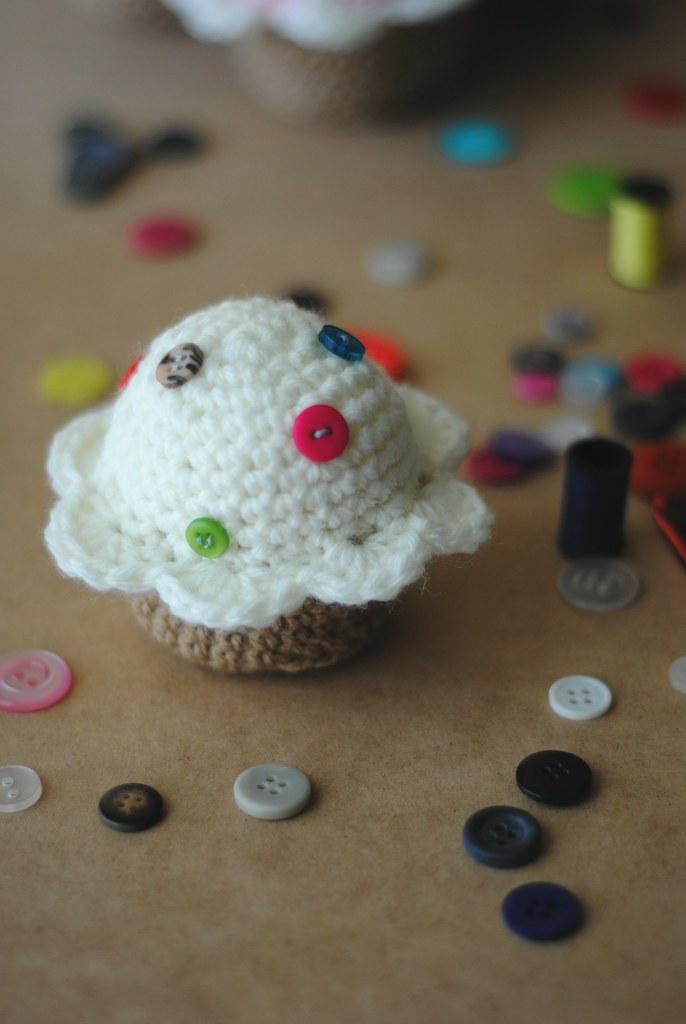 Crochet | Cupcakes