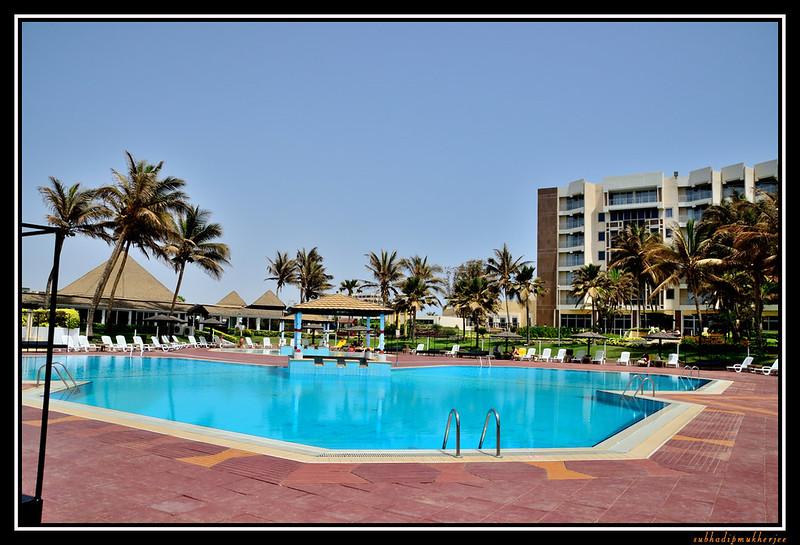 King Fahd Palace Hotel - Dakar