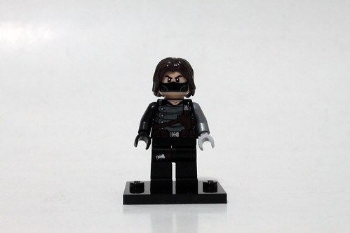 LEGO 5002943 Marvel Super Heroes Winter Soldier Mini Figures NEW