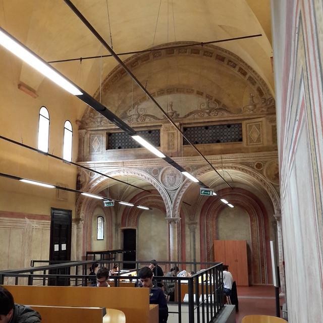 Università Pavia Psicologia: Palazzo San Felice