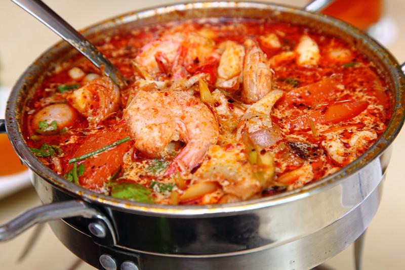 Seafood-Tomyam