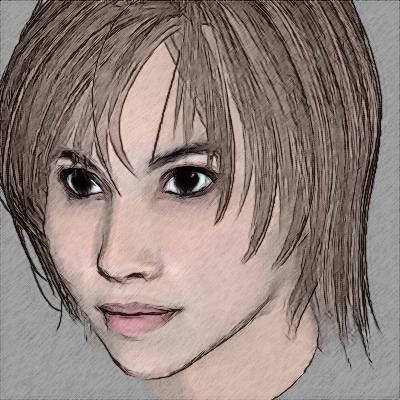 Xanilia face
