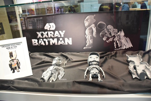 4D XXRAY BATMAN 1