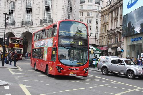 London Central WHV4 LJ61GVZ