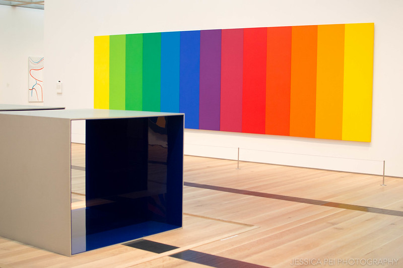 Spectrum II - Elsworth Kelly
