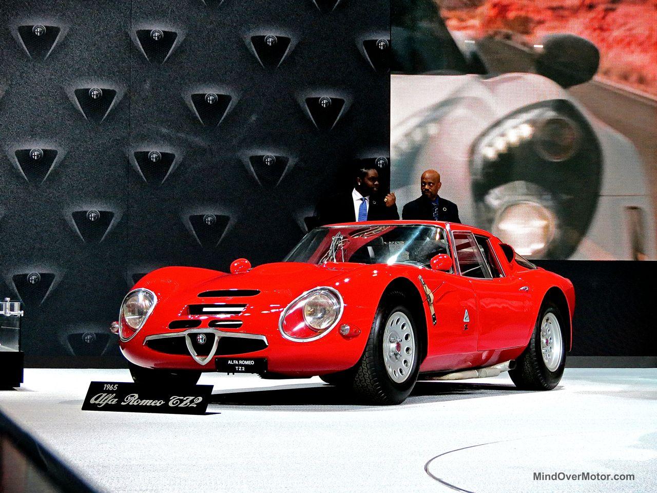 Alfa Romeo TZ2 NYIAS