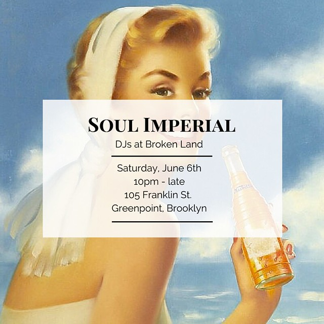 Soul Imperial Broken Land June 6th