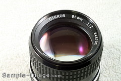 Nikon NIKKOR 85mm f/2 Ai