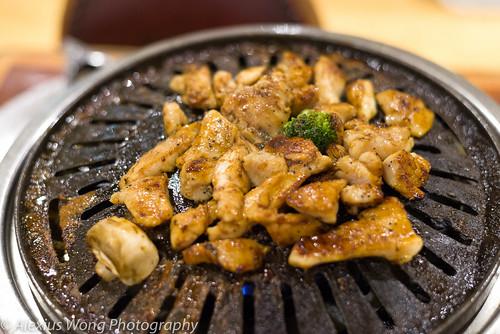 Barbecue Chicken Breast