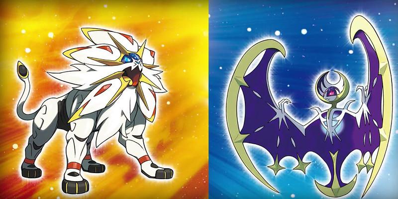 [3DS] Pokemon Sun & Pokemon Moon