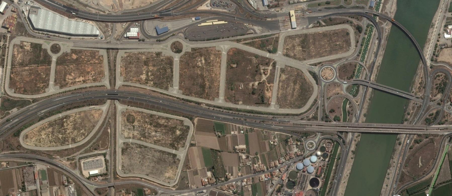 la punta, valencia, solo la punta, después, urbanismo, planeamiento, urbano, desastre, urbanístico, construcción, rotondas, carretera
