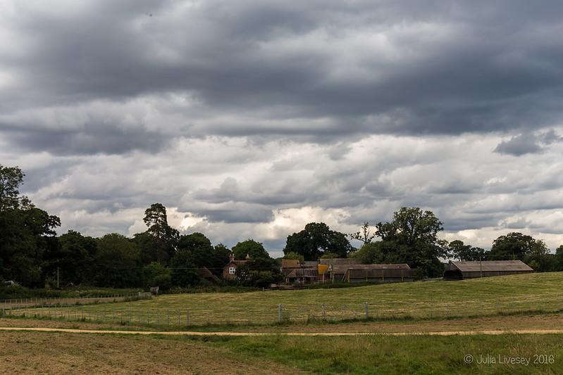 View ocer Upton Farm