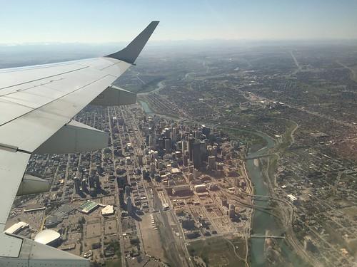 Biz trip to Calgary