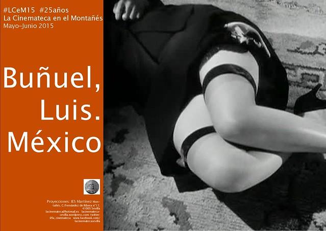 #LCeM15 buñuel, Luis. México cartel