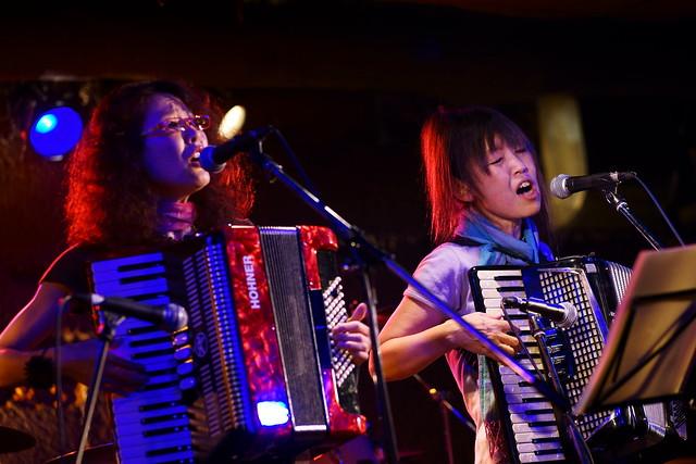 ジャバラガールズ live at Manda-La 2, Tokyo, 27 May 2015. 158