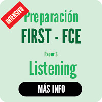 CAMBRIDGE intensives FCE Listening