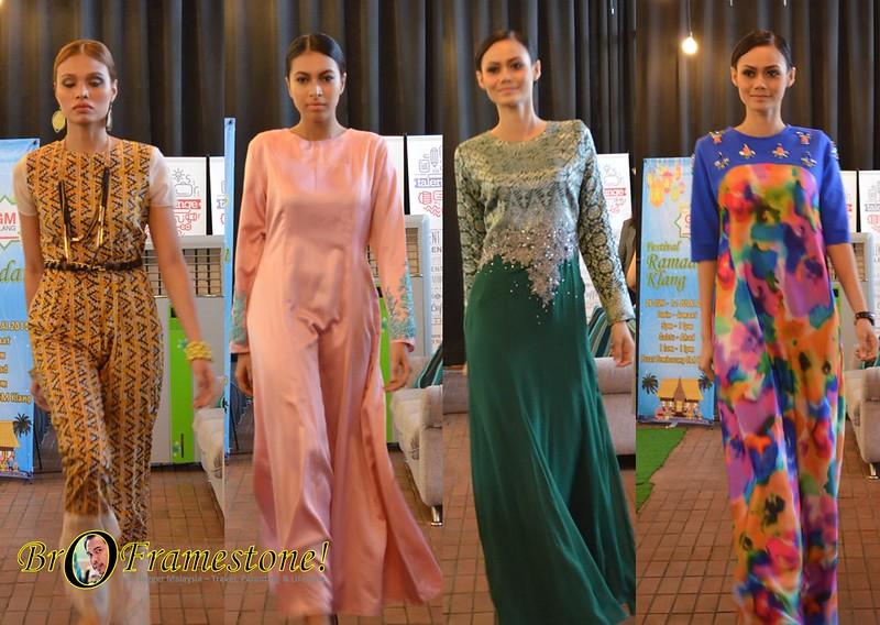 Pertunjukan Fesyen Festival Ramadan Klang 2015