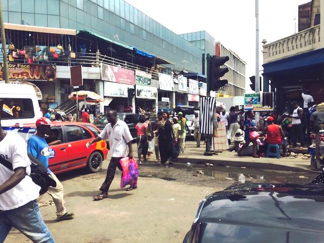 Kwame Nkrumah Ave Pic 2