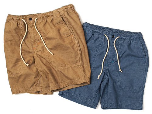 Manual Alphabet / Summer Corduroy Easy Short