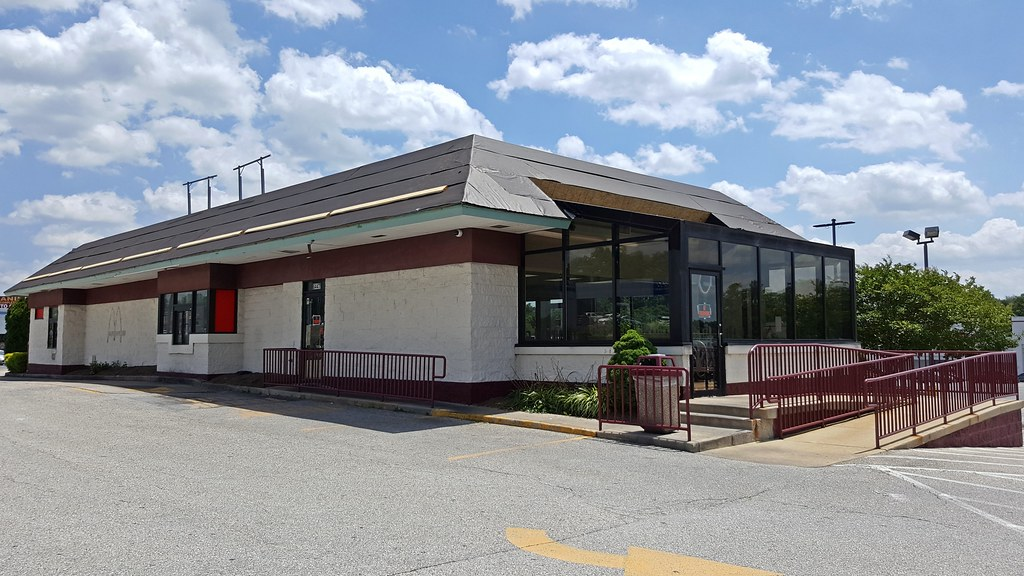 Former Mcdonald S In Catonsville Maryland Former