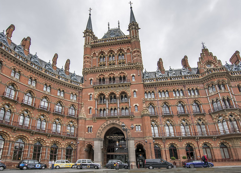 London's St Pancras