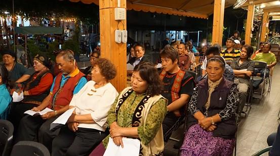 2016年4月3日,好茶原告團召開大會,決議通過「好茶文化重建計畫」。圖片來源:黃智慧。