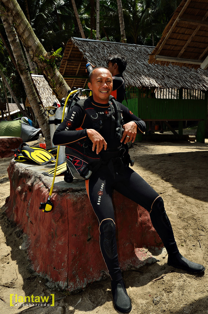 Diving for the environment