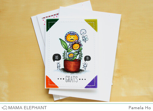 Mama Elephant - Bella Letters
