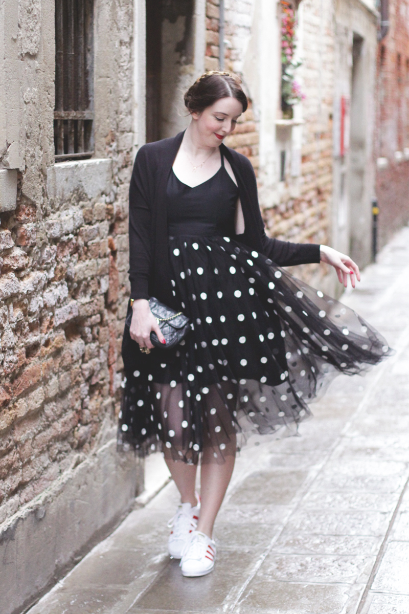 How to wear Trainers with dresses, Bumpkin Betty Fashion Blog