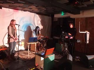 Memory Wire + Linda Faulkner @ Ambient Underground