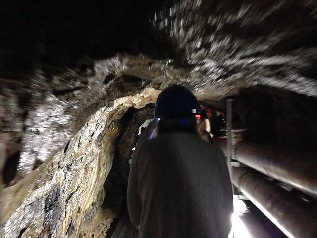 Inside 3rd Tunnel