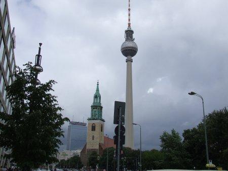 turnul de televiziune 1