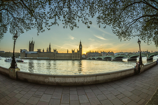 Thames, Westminster Bridge, Big Ben, Palace of Westminster