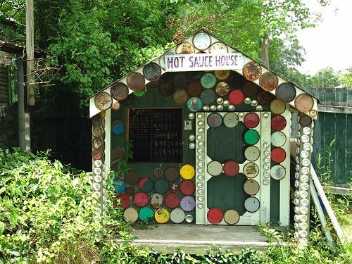 Hot Sauce House