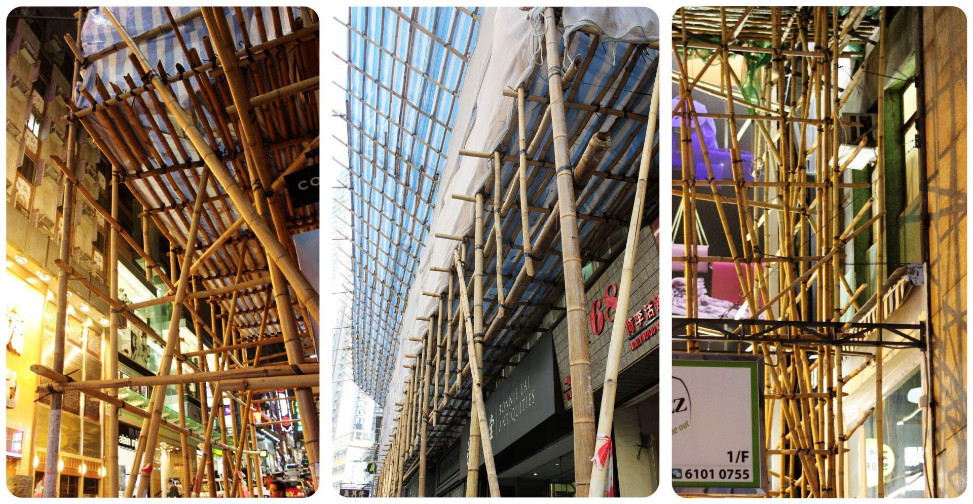 Bamboo Scaffolding Hong Kong