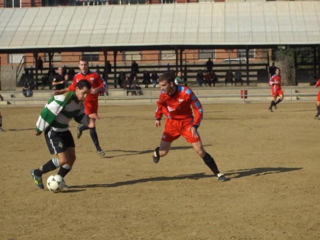 U.E. Sants - C.E. Pubilla Casas (20/01/2008)