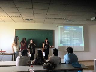 #Ecap1415 (4º Periodismo, UMA)