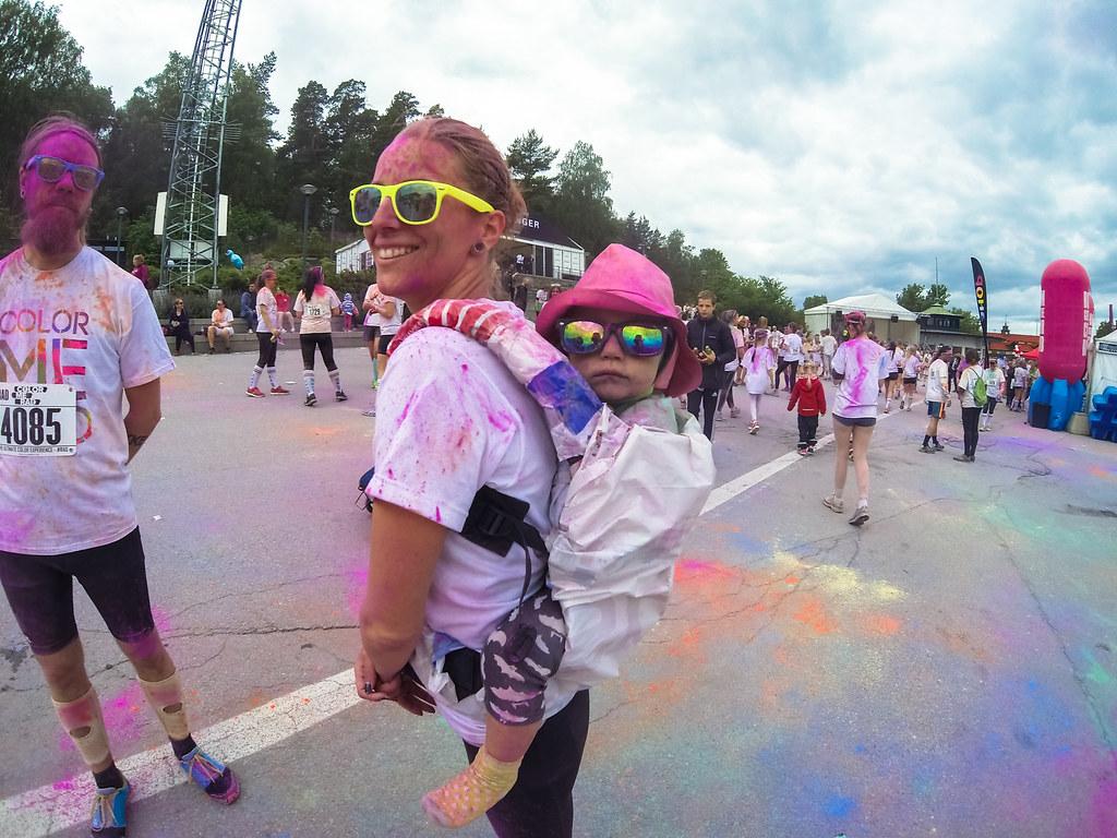 Color Me Rad Stockholm 2015