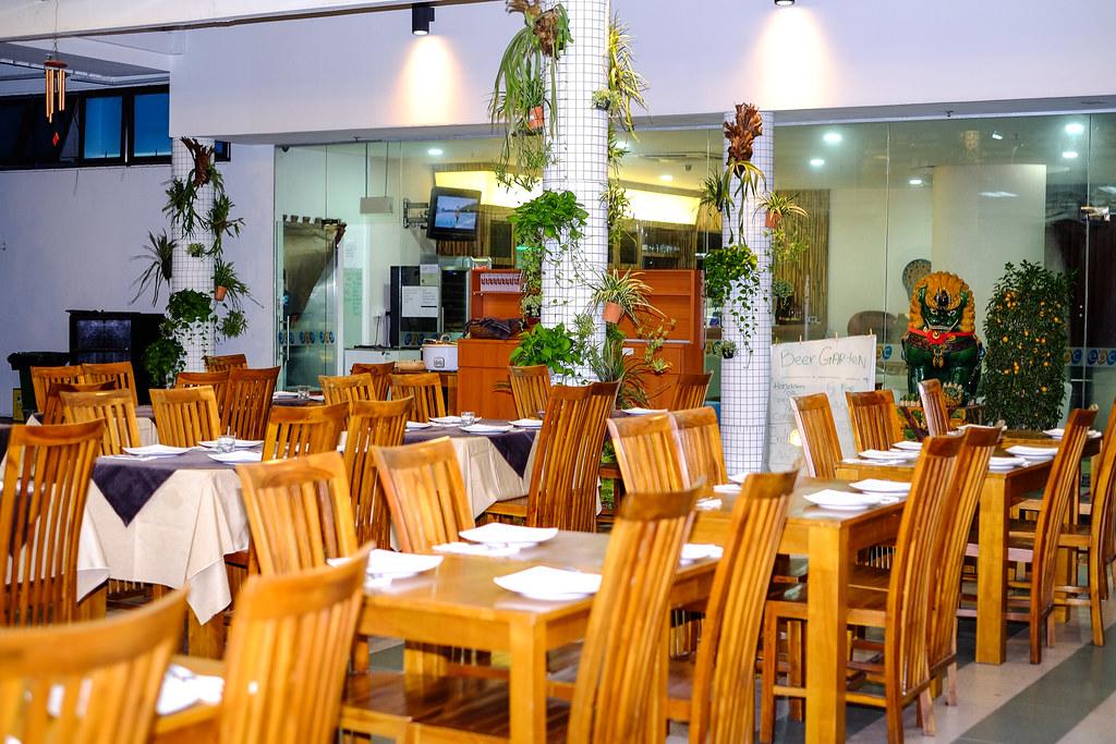 帕吉酸痛印尼餐厅内部