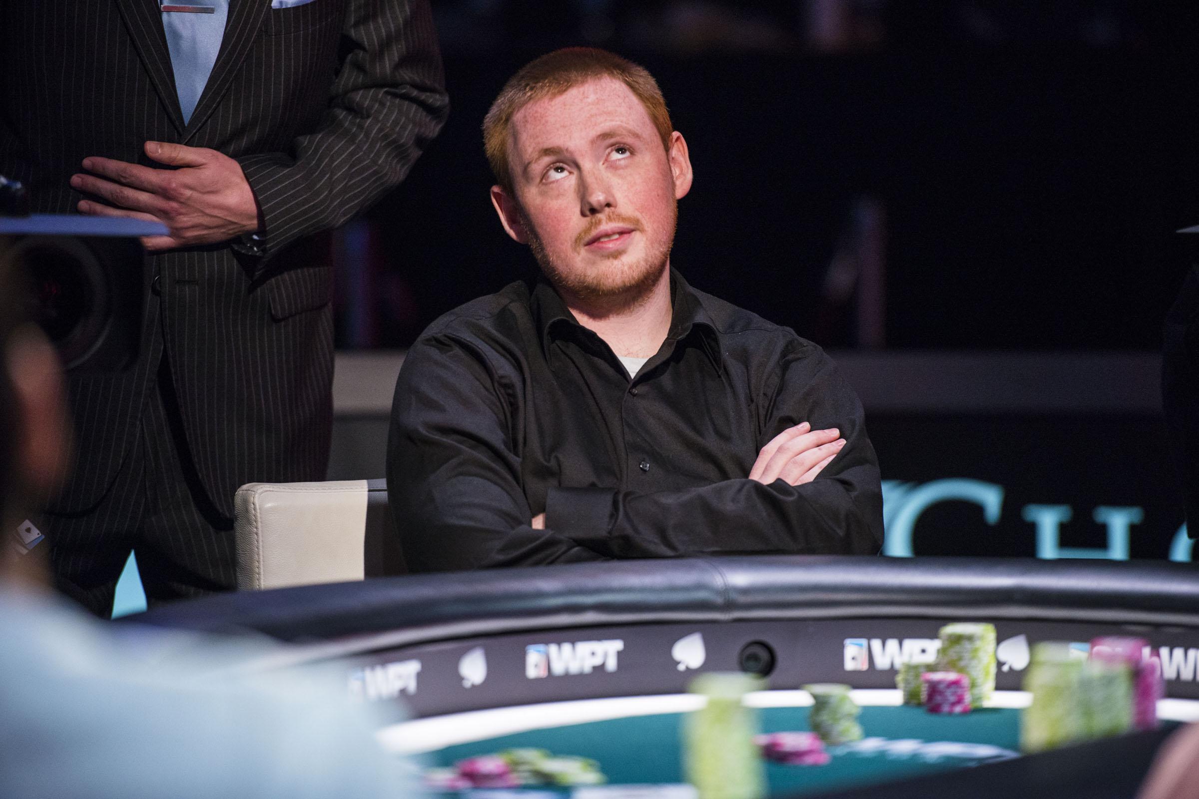 James mackey online poker the buffet aria resort and casino